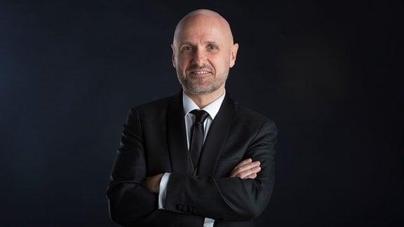 Der Dirigent Josep Vila i Casañas