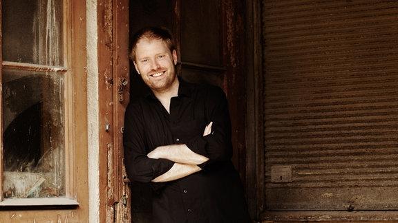Porträt des Sängers Sebastian Kohlhepp