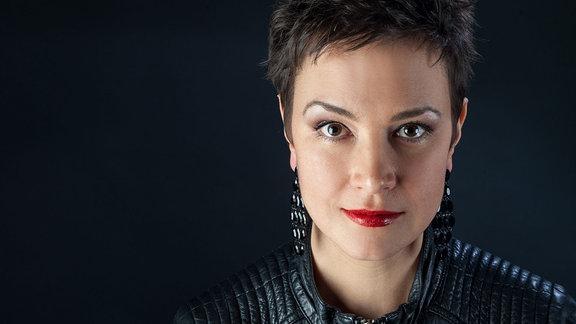Sophie Harmsen im Porträt
