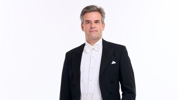 Nico Eckert, Tenor im MDR-Rundfunkchor