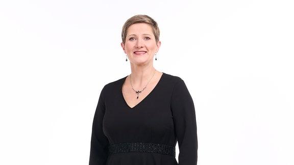 Ulrike Fulde, Sopranistin im MDR-Rundfunkchor