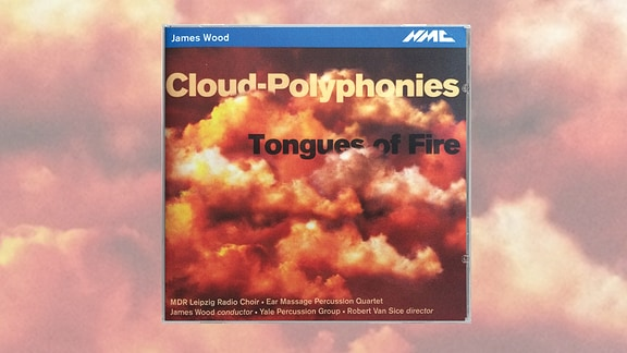 Cover der CD Tongues of Fire des MDR-Rundfunkchors