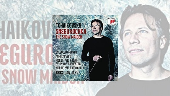 CD-Cover Snegurotschka