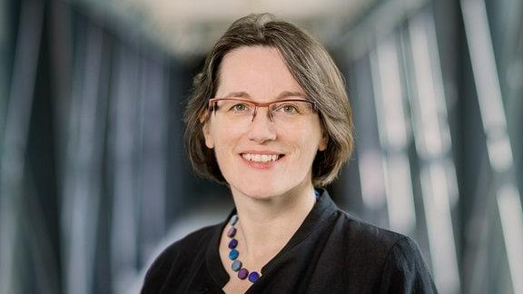 Annette Josef, Hauptabteliungsleiterin von MDR KLASSIK, im Porträt