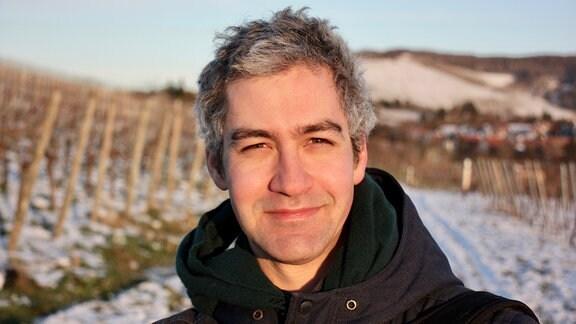 Der Komponist Manuel Durão