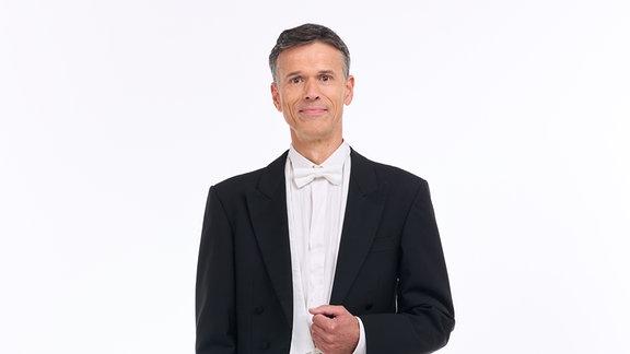 Albrecht Süß, Bass im MDR-Rundfunkchor