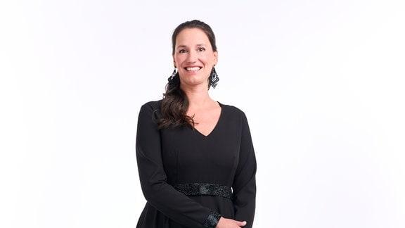 Alexandra Schmid, Altistin im MDR-Rundfunkchor