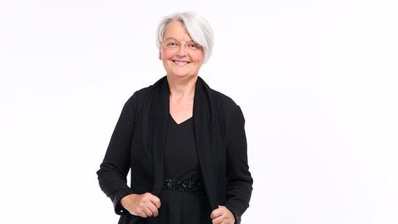 Andrea Pitt, Altistin im MDR-Rundfunkchor