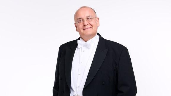 Andreas Fischer, Tenor im MDR-Rundfunkchor
