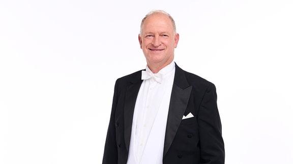Andreas Rößner, Bass im MDR-Rundfunkchor