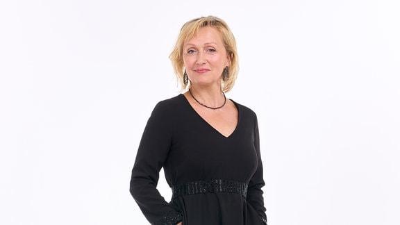 Anna Rad-Markowska, Sopranistin im MDR-Rundfunkchor
