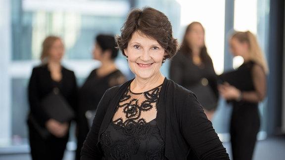 Christine Schönknecht, Sopranistin im MDR-Rundfunkchor