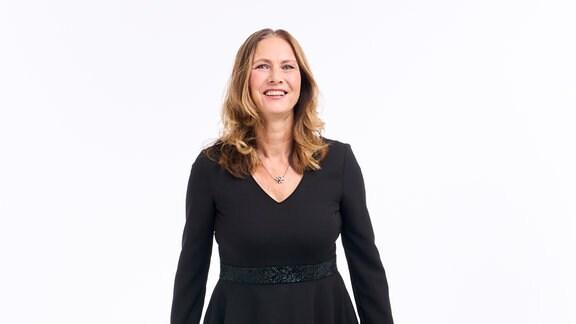 Claudia Schwabe, Sopranistin im MDR-Rundfunkchor