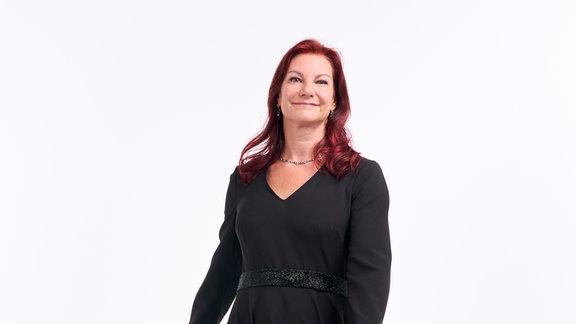 Dana Harnge, Sopranistin im MDR-Rundfunkchor