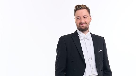 Daniel Thomas, Tenor im MDR-Rundfunkchor