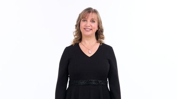 Dorothea Sulikowski, Sopranistin im MDR-Rundfunkchor