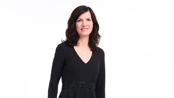 Eleni Athanasiou, Sopranistin im MDR-Rundfunkchor