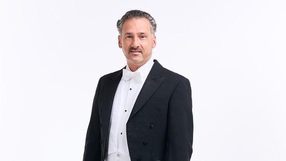 Falk Hoffmann, Tenor im MDR-Rundfunkchor