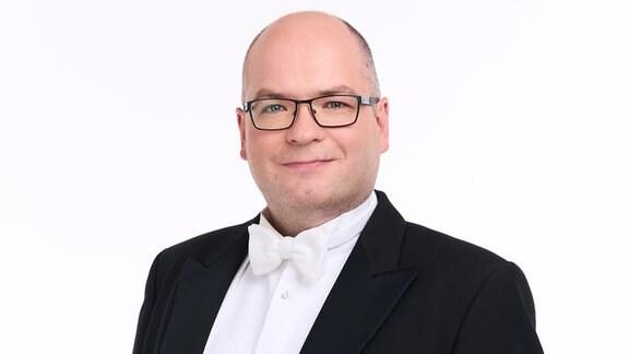Felix Plock, Bass im MDR-Rundfunkchor