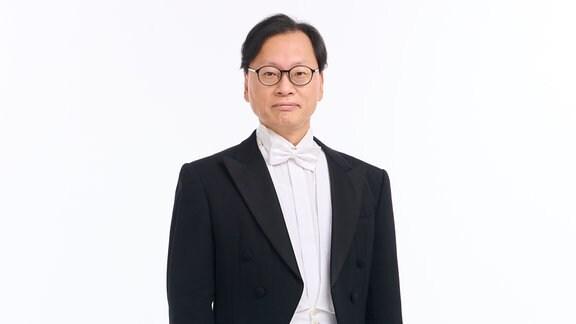 Gun-Wook Lee, Bass im MDR-Rundfunkchor