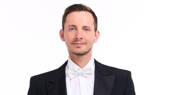 Jakob Eberlein, Bass im MDR-Rundfunkchor