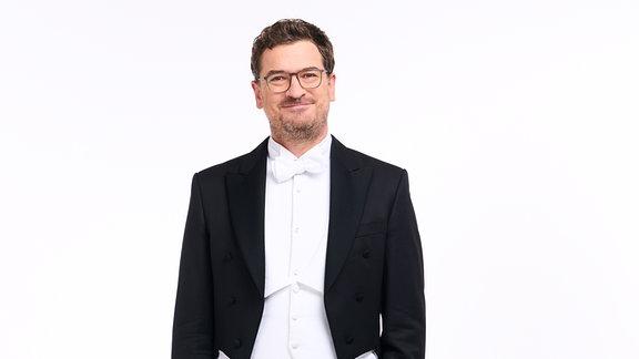 Johannes Weinhuber, Bass im MDR-Rundfunkchor