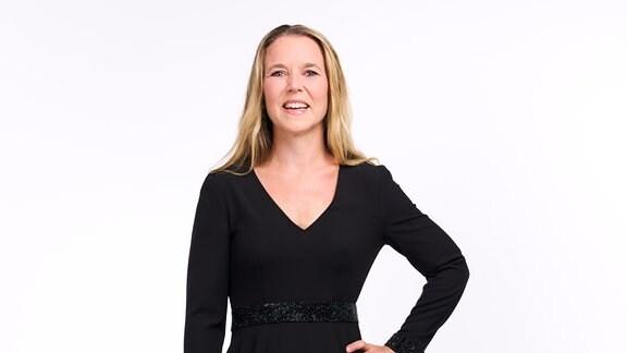 Karina Schoenbeck-Götz, Altistin im MDR-Rundfunkchor