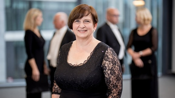 Kerstin Klein-Koyuncu, Sopranistin im MDR-Rundfunkchor