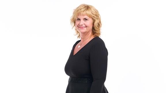 Klaudia Zeiner, Altistin im MDR-Rundfunkchor
