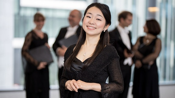 Mai Kato, Sopranistin im MDR-Rundfunkchor