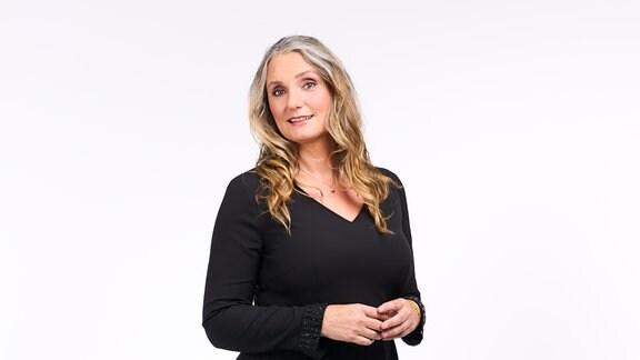 Marina Scharnberg, Sopranistin im MDR-Rundfunkchor