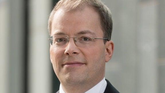 Philipp Ahmann, Künstlerischer Leiter des MDR-Rundfunkchors