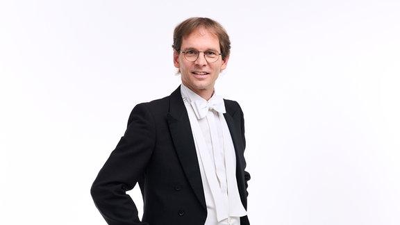 Sebastian Reim, Tenor im MDR-Rundfunkchor