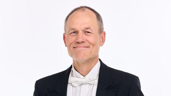Torsten Kluge, Bass im MDR-Rundfunkchor