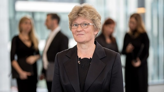 Ute Drechsel, Sopranistin im MDR-Rundfunkchor