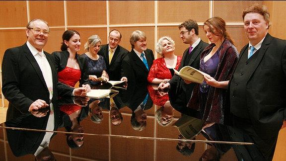 Prisma Vocale - gemischter Chor mit Mitgliedern des MDR RUNDFUNKCHORS