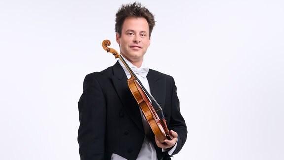 Adam Markowski, Mitglied im MDR-Sinfonieorchester