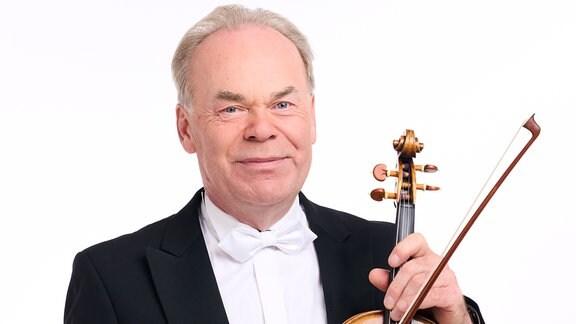 Andreas Hartmann, Mitglied im MDR-Sinfonieorchester