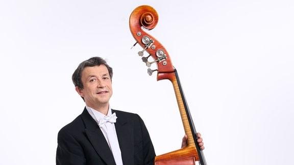 Andreas Künzel, Mitglied im MDR-Sinfonieorchester