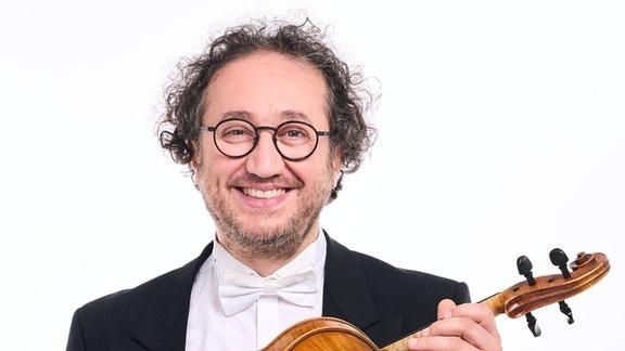 Atilla Aldemir, Mitglied im MDR-Sinfonieorchester