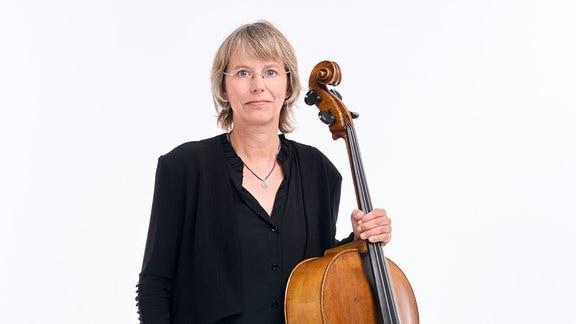 Beate Kunze, Mitglied im MDR-Sinfonieorchester
