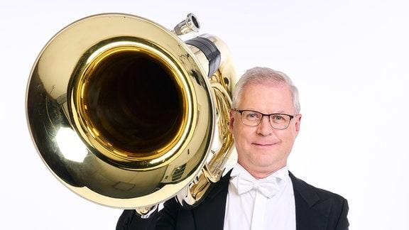 Bernd Angerhöfer, Tuba