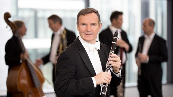 Bernd Kraft, Klarinette