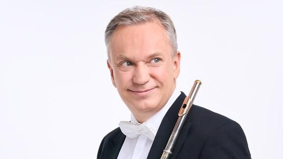 Christian Sprenger, Flöte