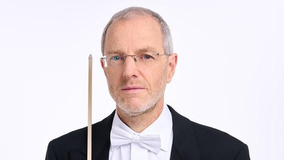 Dietrich Hagel, Mitglied im MDR-Sinfonieorchester