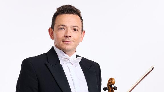 Dmitri Stambulski, Mitglied im MDR-Sinfonieorchester