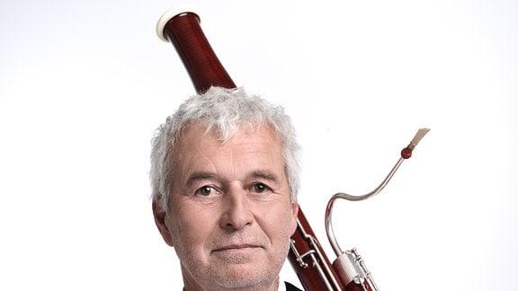 Frank Mittag, Fagott