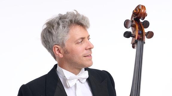 Jérémie Badúel, Mitglied im MDR-Sinfonieorchester