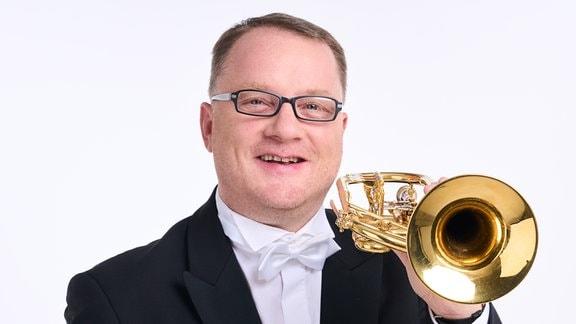 Jörg Baudach, Trompete