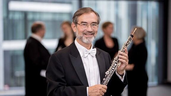 Jürgen Dietze, Oboe
